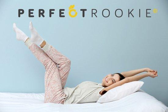 PerfectRookie© matras- 15 cm Dik - Betaalbaar Kwaliteitsmatras - 80x200cm - SkyCell Schuim SG25