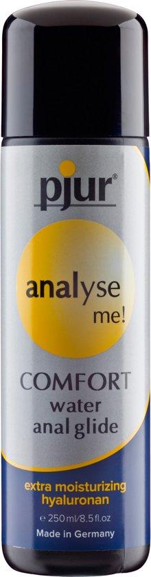 Pjur Anaal Glijmiddel Op Waterbasis - 250 ml