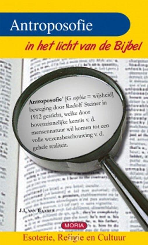 Antroposofie in het licht van de Bijbel - J.I. Van Baaren pdf epub