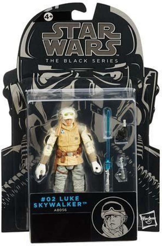 Luke Skywalker Wampa Attack 3 3/4-Inch