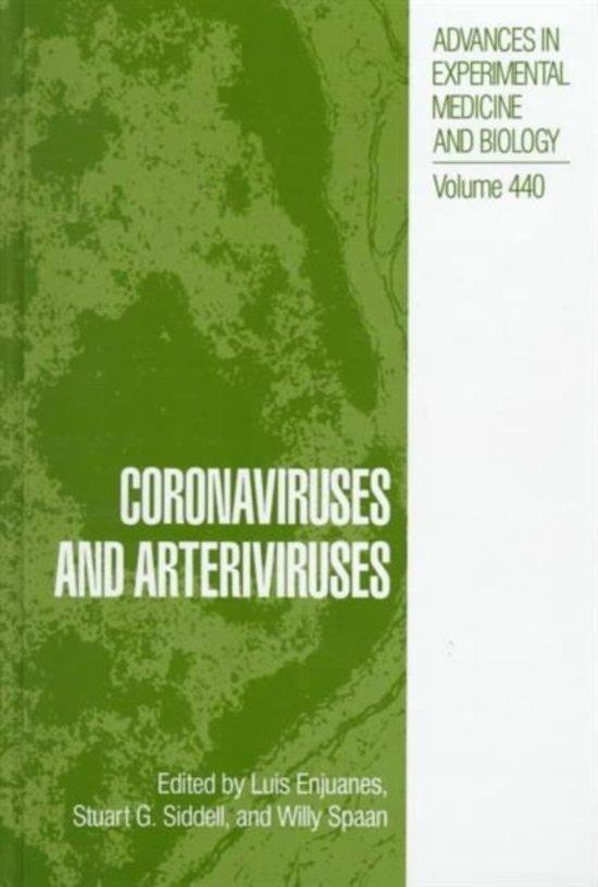Coronaviruses and Arteriviruses