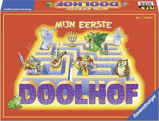 Ravensburger Mijn eerste doolhof - kinderspel