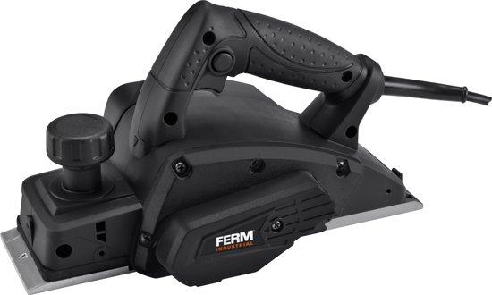 FERM PPM1015P Professionele Schaafmachine - 620W - tot 2mm schaafdiepte - schaafbreedte: 82mm