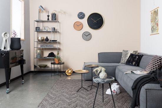 Zuiver Zone Time Tafelklok 11 x 41 cm