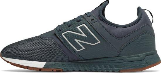 New Sneakers Balance 42 Mannen 247 Maat Blauw Sneaker Heren wit agvraqw