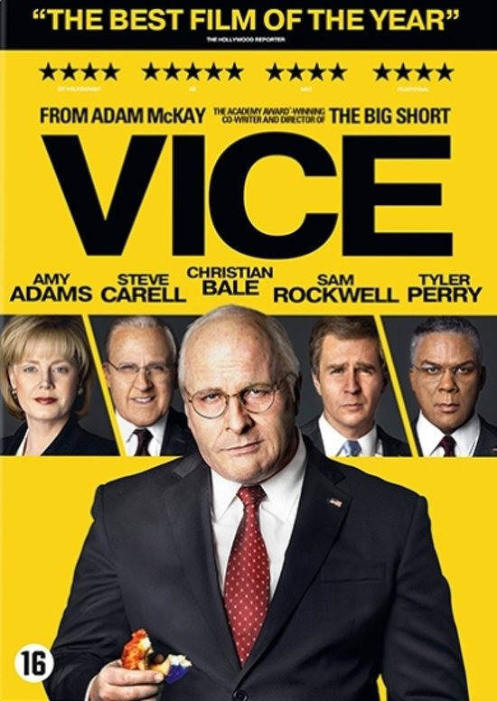 DVD cover van Vice