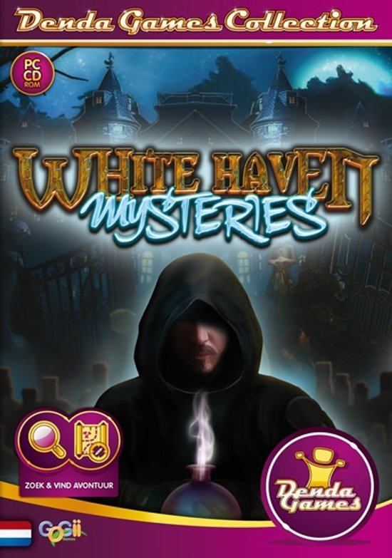 White Haven Mysteries - Windows