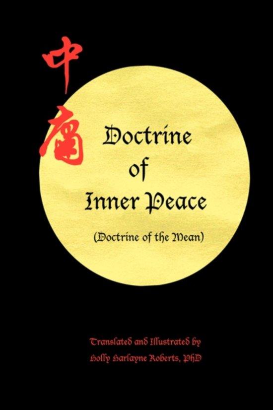 Bol Doctrine Of Inner Peace Doctrine Of The Mean Holly H