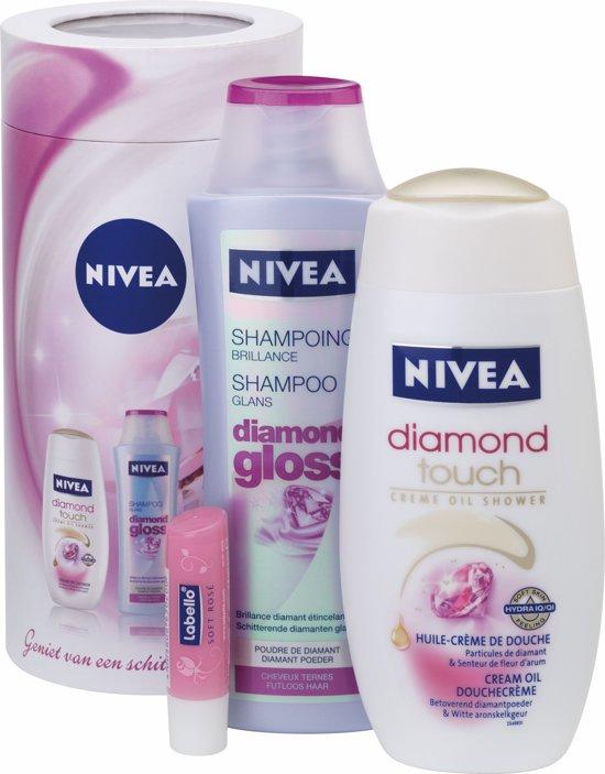 NIVEA Diamond - 3 delig - Geschenkset