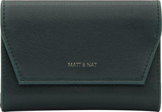 | Matt & Nat Portemonnees Vera Small Vintage Wallet