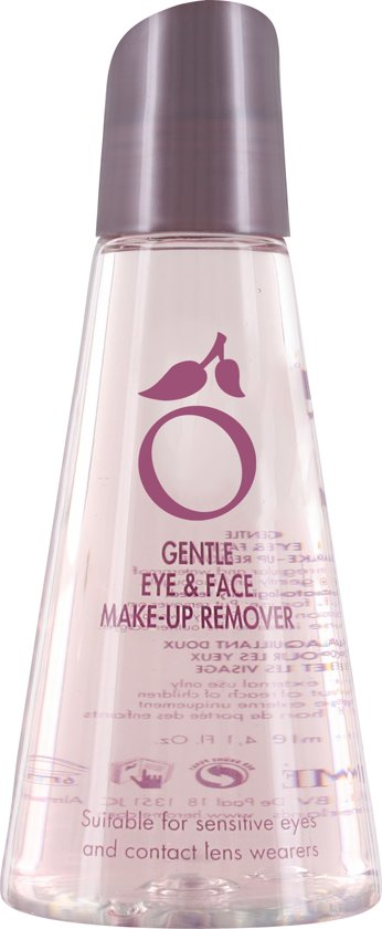 Herôme  Gentle Eye Make-up Remover - 120 ml - make up remover