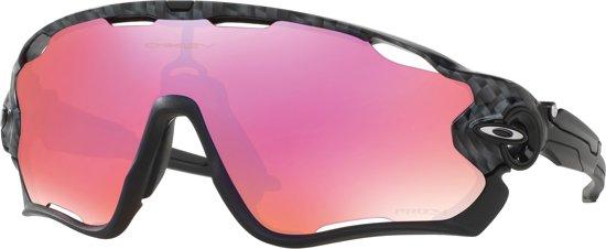 2007697c7f Oakley Jawbreaker - Sportbril - Polarized - Carbon Fiber   Prizm Trail
