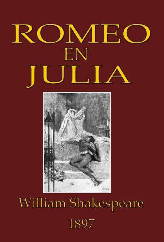 Boek cover Romeo en Julia van William Shakespeare (Paperback)