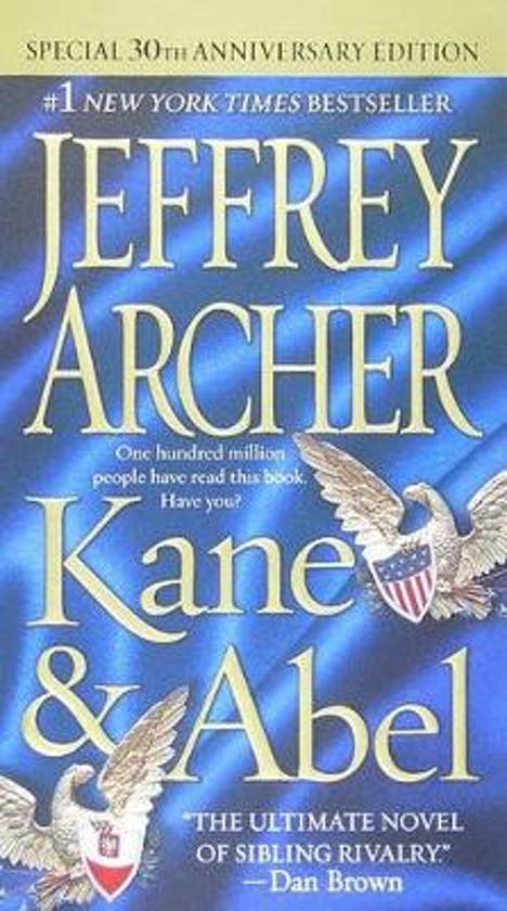 a review of jeffrey archers epic novel kane and abel Jeffrey archer is a well-known and popular fiction writer particularly acclaimed for his novel kane & abel he has ventured to write in other genres as well and has occasionally done collection of short stories.