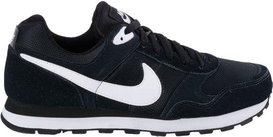 Nike Sneakers Dames Zwart Wit