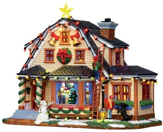 bol.com | Decorating the house LEMAX