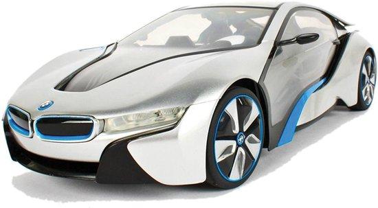 bol.com | BMW i8 - RC Auto - 1:14 - Met LED verlichting, BMW | Speelgoed