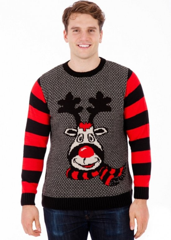 Kersttrui Heren L.Bol Com Kersttrui Rudy Reindeer Voor Heren L Merkloos Speelgoed