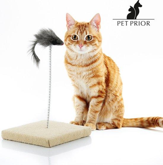 Pet Prior Kattenpaal met Muis