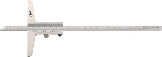 Diepteschuifmaat recht 150mm HP