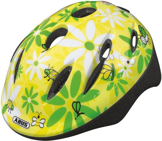 Abus Smooty Zoom - Kinderhelm - S (45-50cm) - Beetlesun