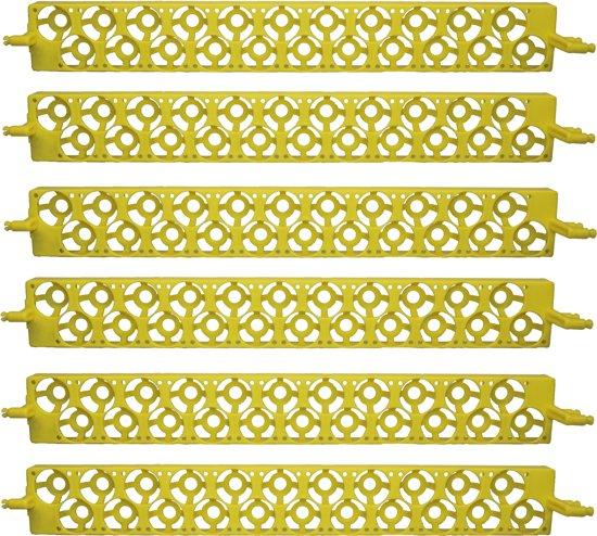 Broedmachine - HQ-GL 56 - incl kwartelrekken (6 stks)