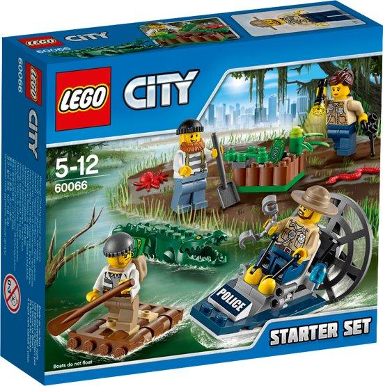 LEGO City Moeraspolitie Startset - 60066