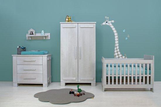 Babykamer Daphne Stijlen : Bol.com bopita 3 delige babykamer tim blue wash