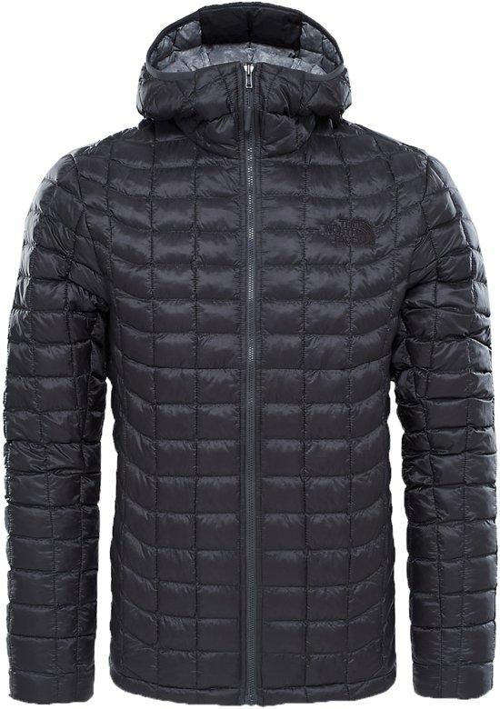 The North Face Thermoball - Outdoorjas - Heren - grijs;zwart