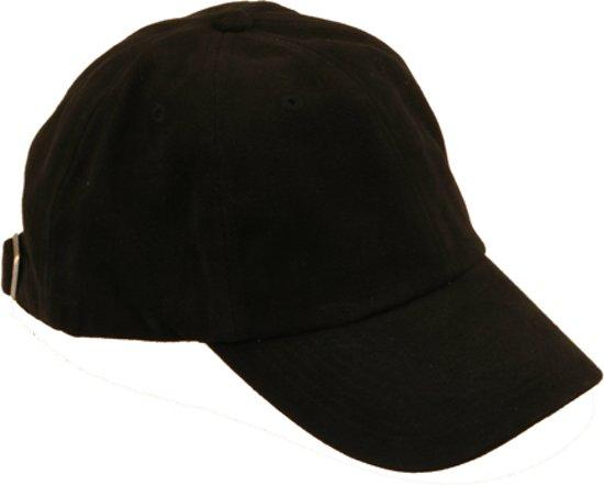 Zwarte baseballcaps