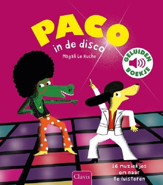 Afbeeldingsresultaat voor paco in de disco