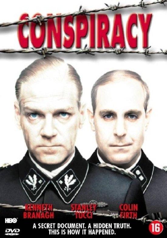 DVD cover van Conspiracy