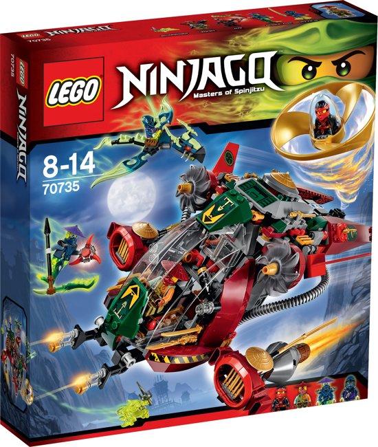 Bol Com Lego Ninjago Ronin S R E X 70735 Lego Speelgoed