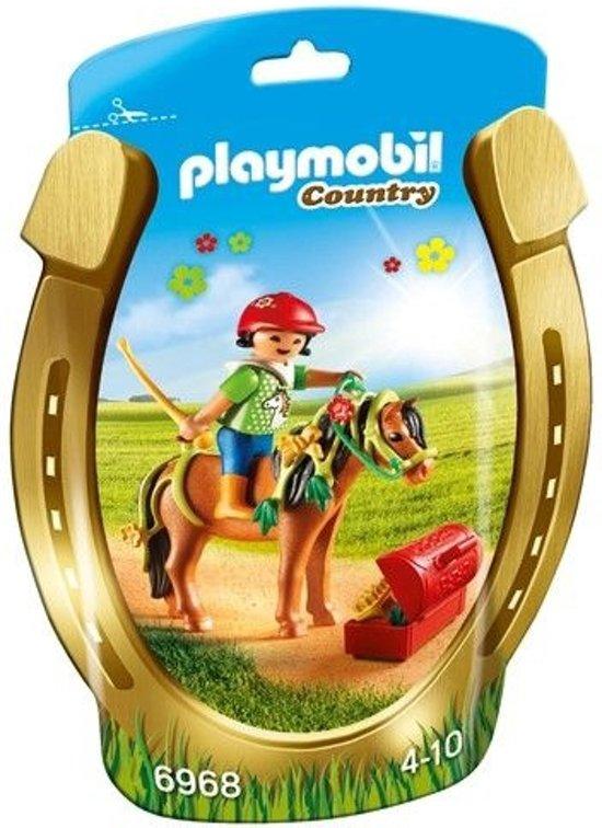 Playmobil Country: Zorgpony Bloem (6968)
