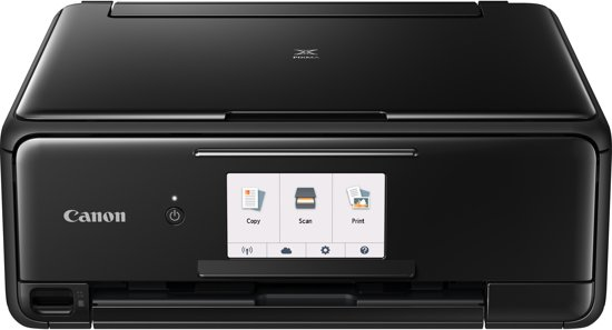 Canon PIXMA TS8150 - All-in-One Printer / Zwart