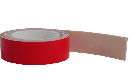 Pattex Montagetape 120kg Dubbelzijdig - Montage tape - 1.5M x1.9 Cm