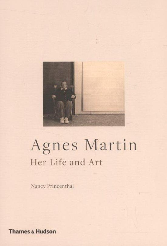 Bol Agnes Martin Nancy Princethal 9780500093900 Boeken