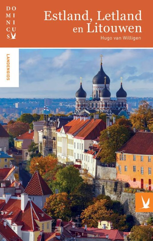 Reisgids Estland, Letland, Litouwen