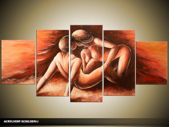 Een groot schilderij in je interieur tips werk aan de muur