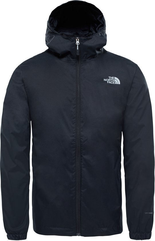The North Face Quest Jas - Heren - TNF Black