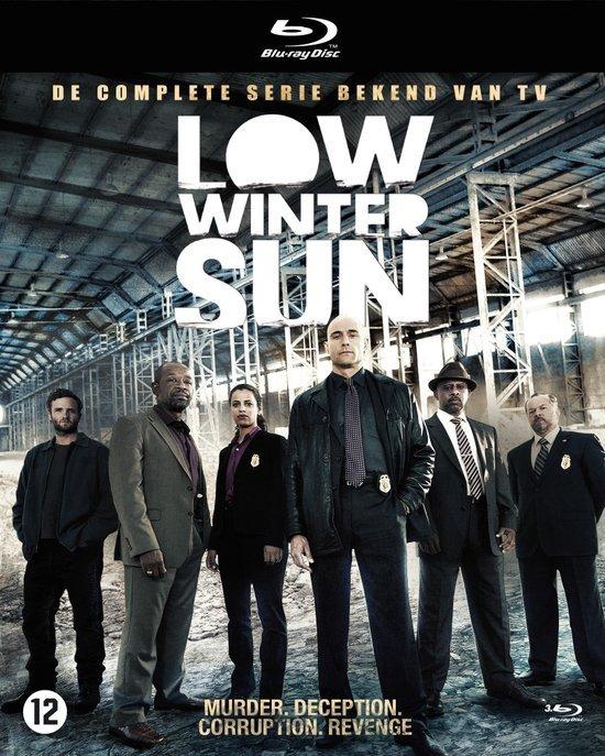 Afbeelding van Low Winter Sun - Complete Serie (Blu-ray)