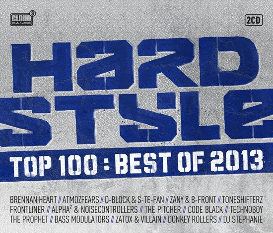 Hardstyle Top 100 Best Of 2013