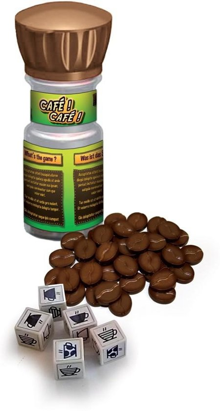Afbeelding van het spel Spice it up Caffee Caffee