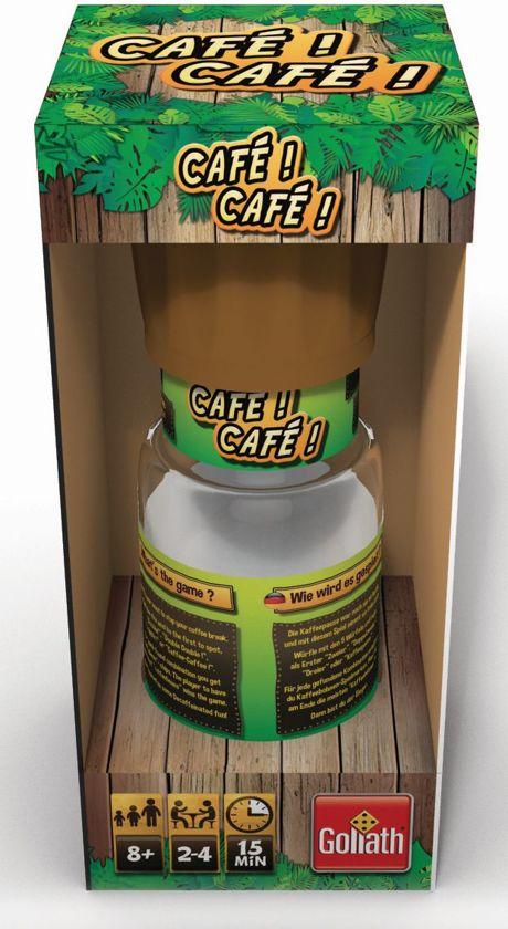 Thumbnail van een extra afbeelding van het spel Spice it up Caffee Caffee