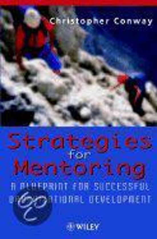 Strategies for Mentoring