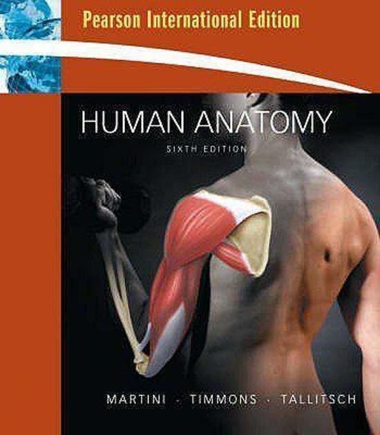 Bol Human Anatomy 9780321539090 Frederic H Martini Boeken