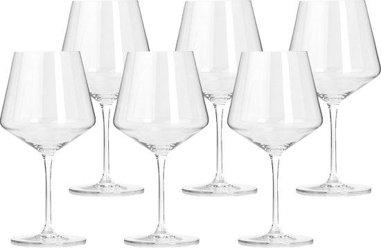 Leonardo Puccini Burgundy wijnglas - 6 stuks