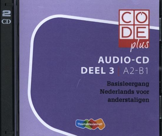 Code Plus / deel 3 A2-B1 (luisterboek)