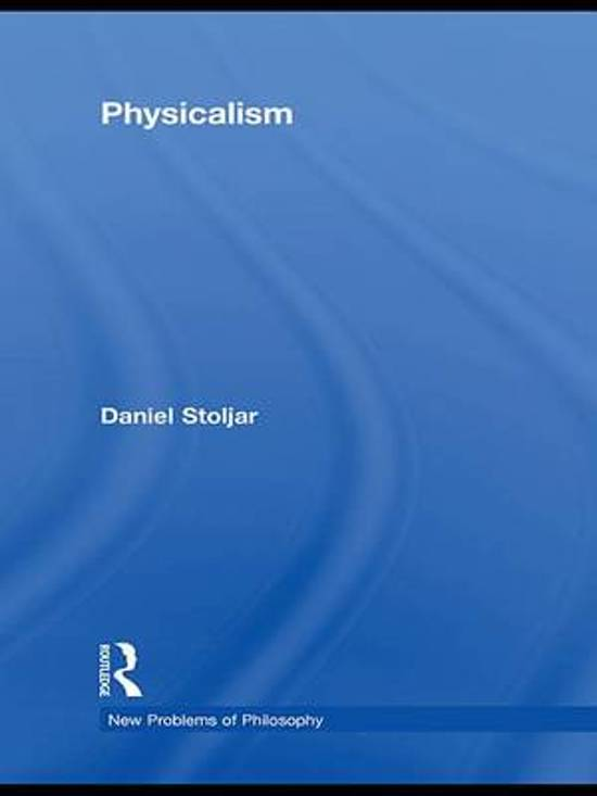 formulating the thesis of physicalism The world's leading exponent of the metaphysics of mind explores the role of supervenience and realization in formulating physicalism extended mind thesis.