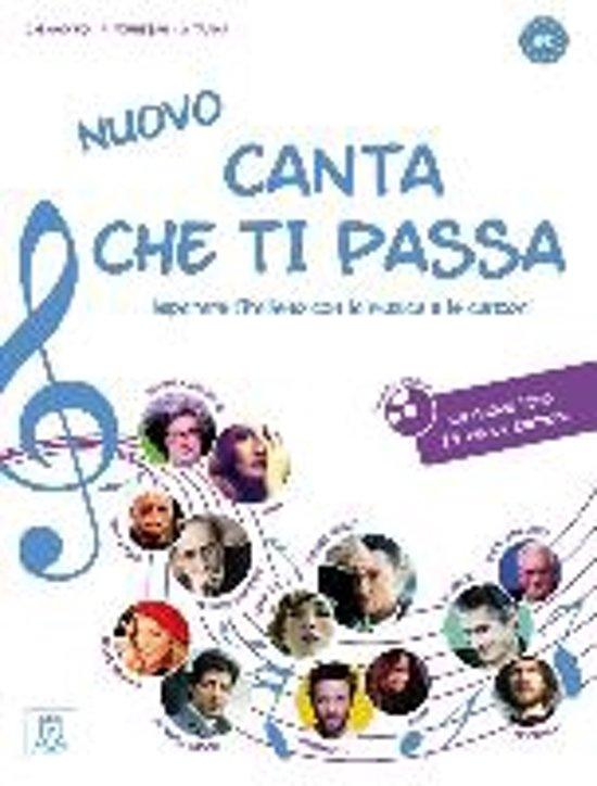 Canta che ti passa - Nuovo. Buch mit Audio-CD